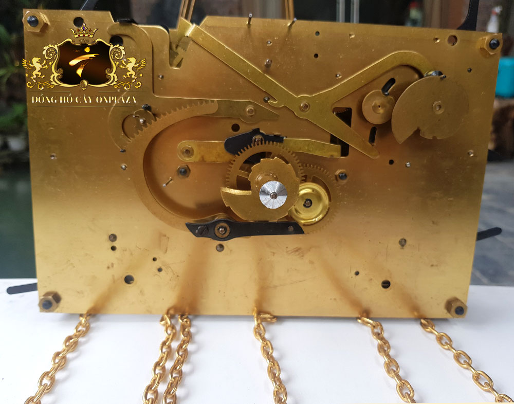 Đồng hồ cây dát vàng ta DH68