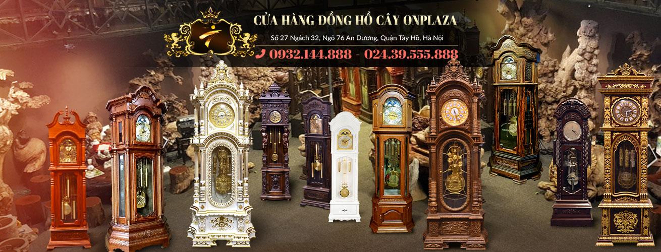 quảng cáo đồng hồ cây 5