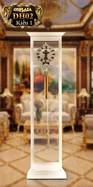 Đồng hồ cây DH02 phong cách châu âu hiện đại sang trọng