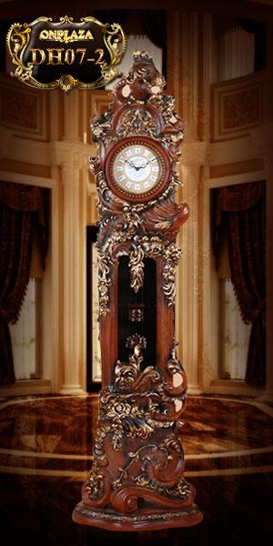 Mẫu đồng hồ cây tân cổ điển phong cách châu âu đẹp