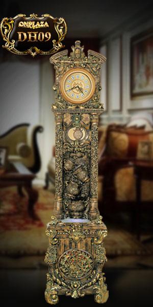 Mẫu đồng hồ cây giả cổ phong cách qúy tộc đẹp