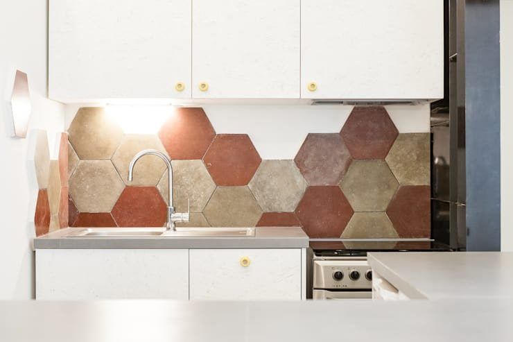 Xu hướng trang trí tối giản căn bếp