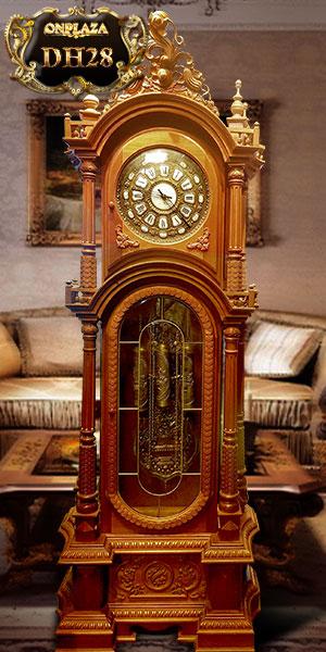 Đồng hồ cây kiểu cổ điển pháp nhập khẩu