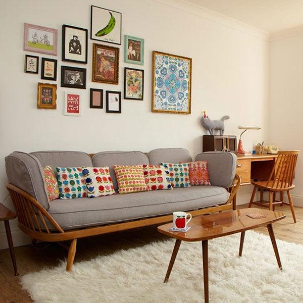 Cách bài trí nội thất phòng khách hẹp