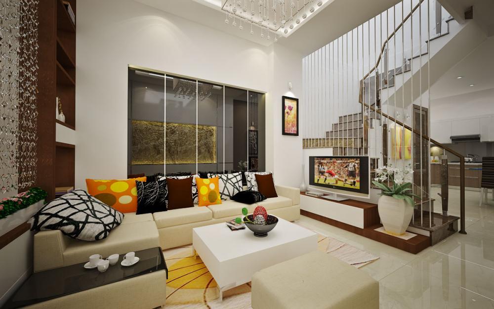 Bài trí nội thất làm sao để phòng khách trở lên rộng