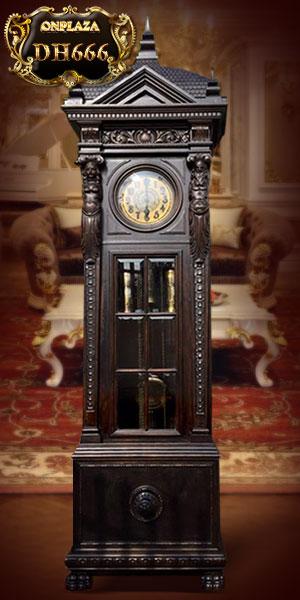 đồng hồ tủ đứng cổ đức nhập khẩu đức nguyên chiếc, đồng hồ cây cổ đức máy cơ đẹp hàng tuyển chọn