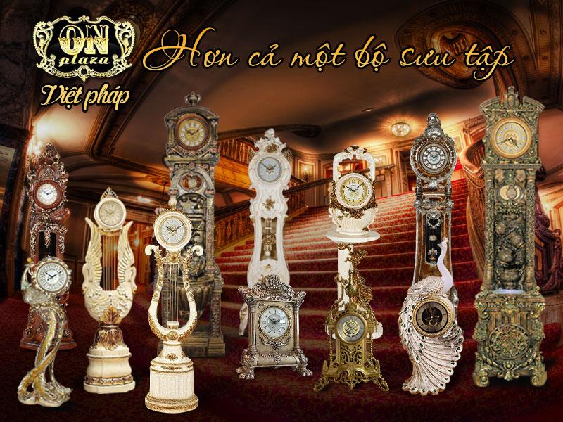 BST đồng hồ cây đẹp, đồng hồ cây sang trọng, nhập khẩu châu âu tại hà nội