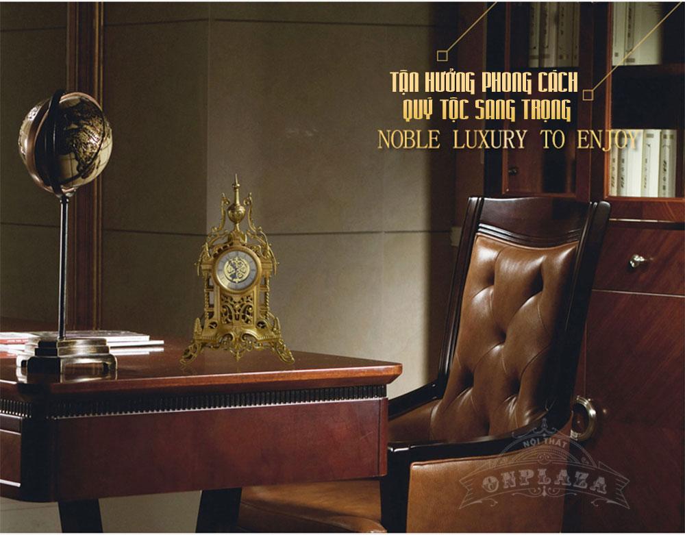 Địa chỉ uy tín bán đồng hồ để bàn đẹp hà nội