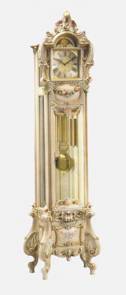 dòng đồng hồ cây thương hiệu howard miller đẹp sang trọng