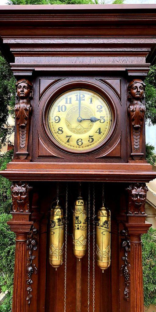 Đồng hồ cây cổ xuất xứ Đức 3