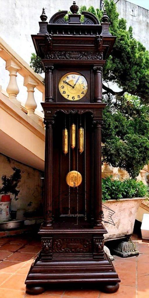 Đồng hồ cây cổ sản xuất Hà Lan độc bản