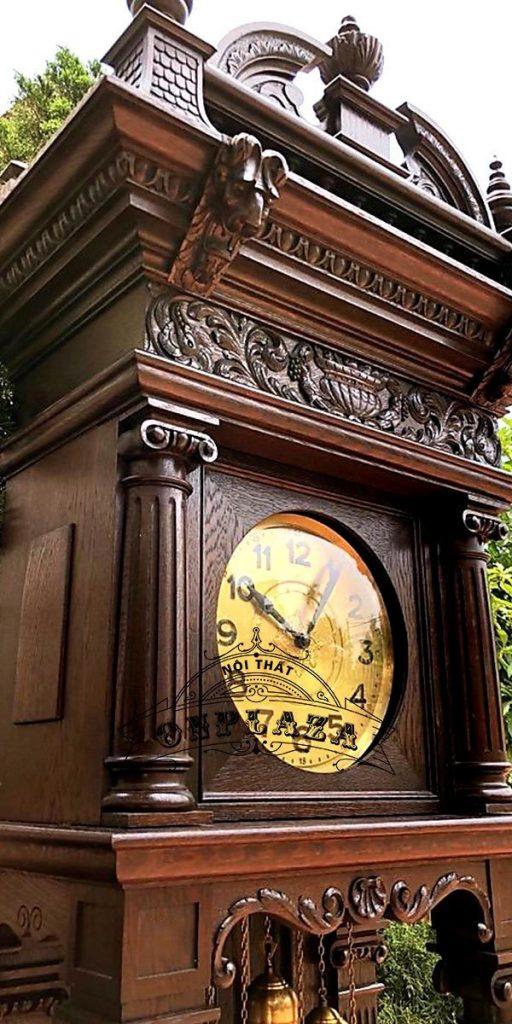 Đồng hồ cây cổ sản xuất Hà Lan độc bản 3