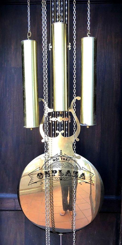 Đồng hồ tủ cây cổ thương hiệu odo, nhập khẩu nguyên chiếc từ Pháp 5