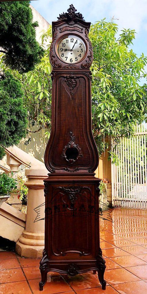 Đồng hồ tủ cây junghans16 gông độc chiếc kiểu cây đàn
