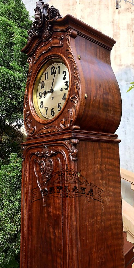 Đồng hồ tủ cây junghans16 gông độc chiếc kiểu cây đàn 1