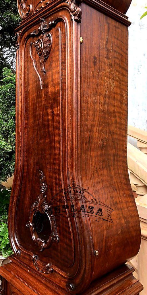 Đồng hồ tủ cây junghans16 gông độc chiếc kiểu cây đàn 3