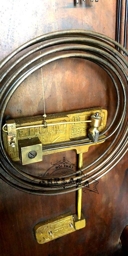 Đồng hồ tủ cây junghans16 gông độc chiếc kiểu cây đàn 7