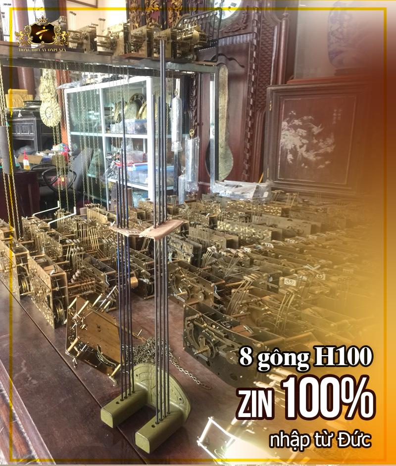 Bộ 8 côn tây zin H100 8 búa